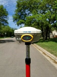 Trimble Sps880 Gps Gnss Glonass 450 470mhz Base Or Rover Rtk Receiver R8 Model 2