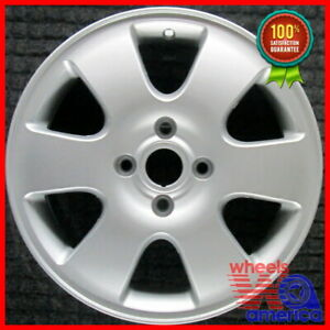 Wheel Rim Ford Focus 16 2000 2003 1s4z1007ba Ys4z1007fa Factory Silver Oe 3438