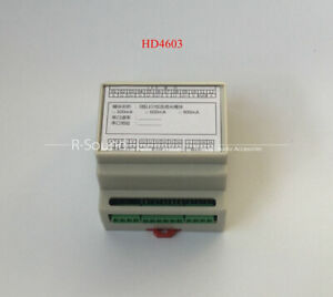 Hd4603 3 Channel Pwm Constant Current Led Dimming Module Rs485 Modbus 300ma