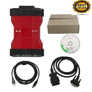 New Vcm2 Diagnostic Scanner For Ford For Mazda Vcm Ii Ids Free Shipping