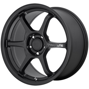 4 Wheels Motegi Traklite 3 Satin Black 17x8 5 Rims 5x112 42 Offset