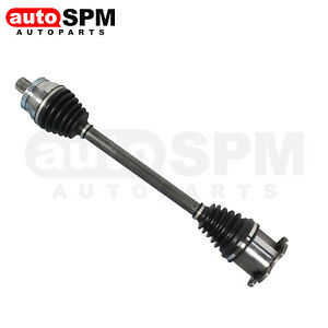 Front Right Cv Axle Joint Fits Audi A4 Rs4 S4 Standard Trans Awd 2 0l I4 Turbo