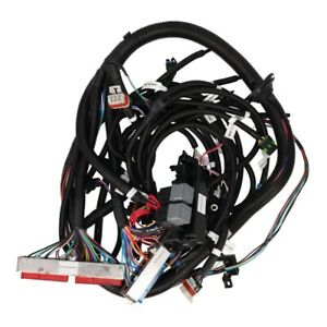 Tsp Wh1200 Ls1 Ls6 Standalone Ecu Wiring Harness Drive By Cable Manual Transmi