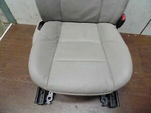 2004 2011 Volvo S40 Right Front Seat Gray Trim Fde1 Manual Srs