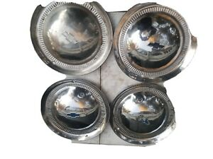 1953 Chevrolet 150 210 Bel Air 4 15 Hubcaps Wheel Covers 53 Chevy