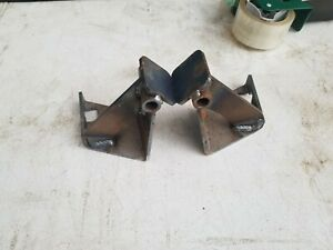 1940 1948 Chevrolet V8 Conversion Motor Mounts All Models Cars Fleetline Etc