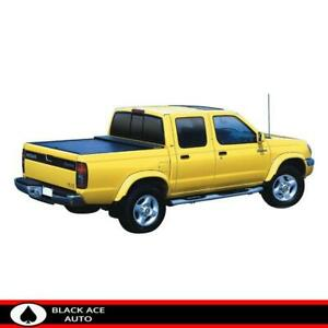 Roll N Lock M Series Tonneau Cover For Nissan Frontier 5 Bed 2005 2020 Crew Cab