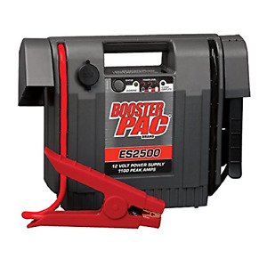 Booster Pac Es2500k 12 Volt Portable Battery Booster Pack