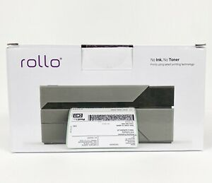 Rollo Label Printer Commercial Grade Direct Thermal High Speed Printer