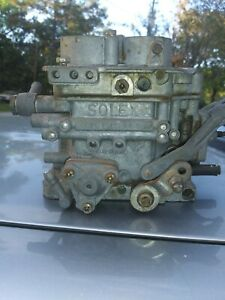 Solex C34 Carburetor Carb Vw Bus Beetle Aircooled