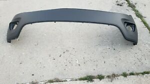 2014 2015 2016 Jeep Grand Cherokee Front Bumper Upper Cover New