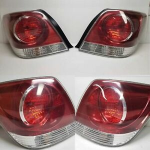 Evoluer Toyota Altezza Gita Tail Lights Lexus Sportcross Is300 Jdm Rare Option
