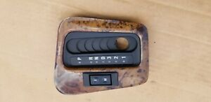 Bmw E36 Shifter Trim Bezel Cover Boot Automatic Wood Grain 325 328 323 318 98