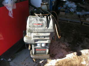 Snap On Transmission And Power Steering Flush Machine Mfx Hd35