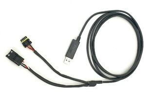 Usb Can Cable W Built In Splitter For Holley Efi Sniper Efi Terminator X