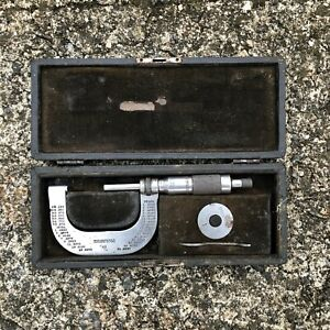 Brown Sharpe Vintage Micrometer 48