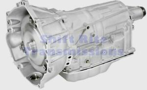 6l80 2wd Remanufactured Transmission Rebuild Gm Chevrolet Silverado 1500 Sierra