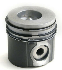 87802364 Piston And Rings Standard For Ford new Holland 5610s 6610s Tractors