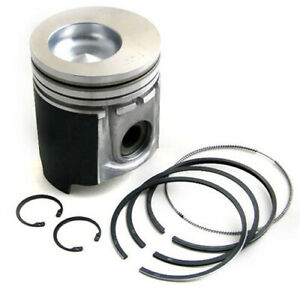 87801070 30 Piston And Rings 0 030 For Ford new Holland 5610s Tractors