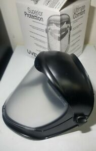 Honeywell Uvex Bionic Adjustable Full Face Safety Shield With Clear Lens s8500