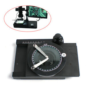 Xy Mobile Platform Manual Translating Stage Microscope Stage Optical Table Us