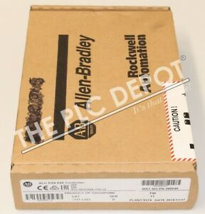 sealed Allen Bradley 1747 l543 d Slc Processor 5 04 Cpu 2015 fast Shipping