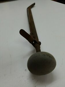 Vintage 1950s Cabover Truck Shifter Knob Ford Chevy Rat Rod Hot Rod