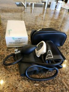 Tycos Welch Allyn Pocket Aneriod Sphygmomanometer Bonus Omron Stethoscope