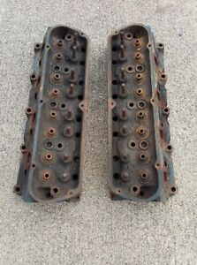 1966 Ford Bare Cylinder Head 289 Heads Used Oem