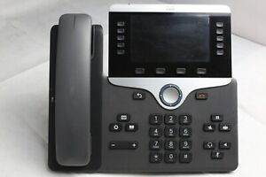 Cisco 8851nr Ip Office Phone 3rd Party Call Control cp 8851nr 3pcc k9 See Pics