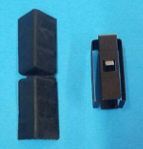 Jeep T4 T5 Transmission Shifter Stick Repair Kit Isolator Clip Np231 Lever Yj