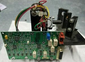 Thermo Scientific Nicolet Raman Laser Control Pcb And Mirror Assembly As Shown