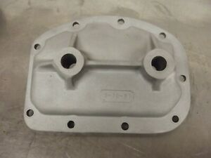 Late 1961 Early 1962 Corvette Chevrolet Bw t10 Side Cover Dated 8 30 61