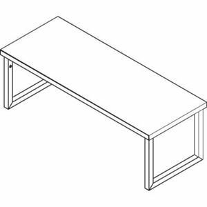 Retail Display Table Riser 84163