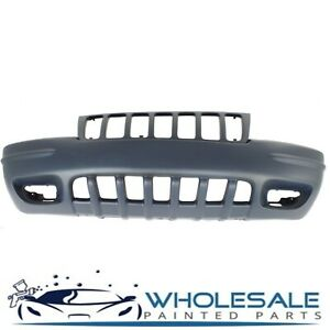 For 1999 2000 Jeep Grand Cherokee Front Bumper Grand Cherokee Limited Painted