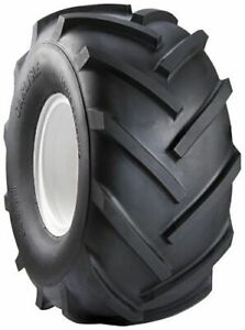 2 New Carlisle Super Lug R 1 Mower Tractor Tires Only 13x500 6 13x5 6 2pr Lra