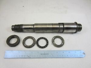 South Bend 9 Lathe Headstock Spindle 1 1 2 X 8 Tpi