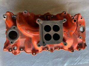 1967 3866948 Corvette Amp Chevelle Dated H196 396427 Holley 4b Intake Manifold