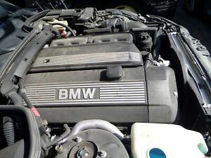 Bmw Z3 Engine Motor E36 7 98 02 Oem M54 B30 123k