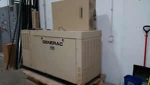 Generac Generator Qt60 480 277 3 Phase Transfer Switch Included