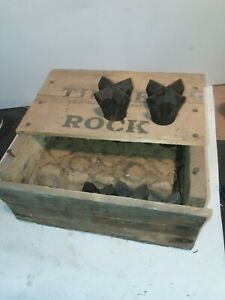 Box Timken 2 1 4 Drill Bits Vintage Gold Mining Rock Ore Drilling
