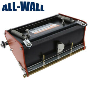 Drywall Master Speed Clean 7 inch 7 Flat Box Mud Finishing Box Made In Usa