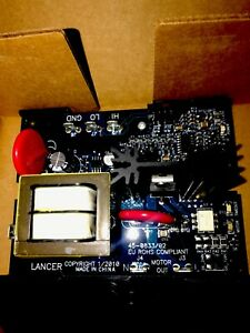 Water Level Control Board For A Lancer Turbo Carbonator