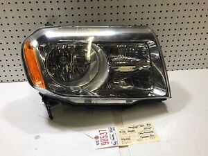 2012 2013 2014 2015 Honda Pilot Right Side Headlight Oem