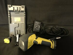 Cognex Dataman Dm8100 Wireless Handheld Scanner 825 0136 1r D With Dma ibase 00