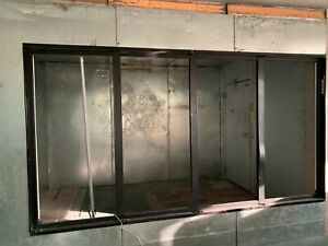 Walk In Cooler And Freezer Glass Doors 4 Door With Frame