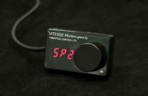 Vitesse Motorsports Throttle Controller 2015 2020 Ford Mustang 2 3l Turbo Engine
