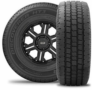 4 New Cooper Discoverer Ht3 All Season Tires Lt245 75r16 245 75 16 2457516