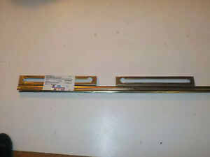 1933 Ford Fordor 5w Coupe Drivers Side Window Glass Channel 40 45963 A