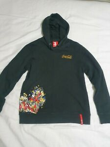 Coca Cola Hoodie apperal Small